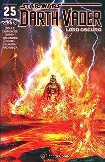 Star Wars Darth Vader Lord Oscuro nº 25/25 (Star Wars: Cómics Grapa Marvel)