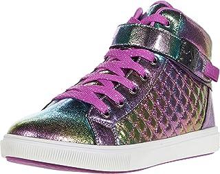 Skechers SHOUTOUTS GLITZ-METALLIC ROCK girls Sneaker