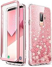 i-Blason Cosmo Full-Body Bumper Case for Galaxy S9 Plus 2018 Release, Pink