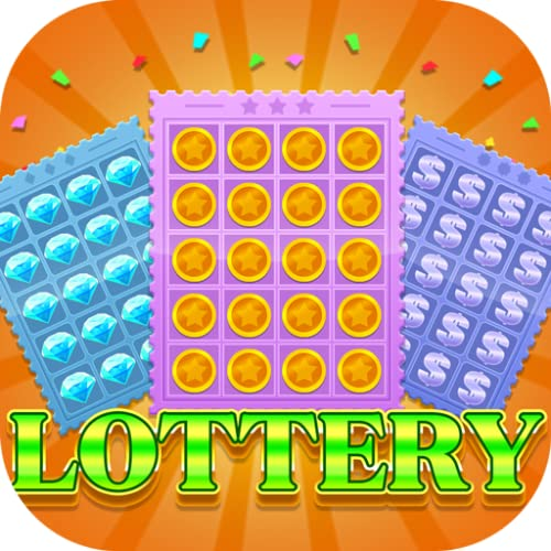 Lottery: Free Lottery Games,Lottery Ticket Scanner Game,Best Lottery Scratchers App,Tickets Scratch Off Games,Lucky Lottery Official App,Lottery Numbers Generator Apps,Las Vegas Win Lotto Scratch Game