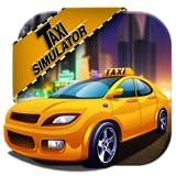 City Taxi Driving 3D:モダンなタクシーゲーム