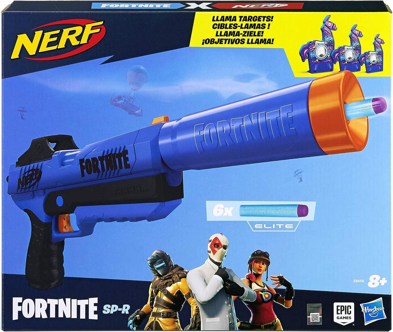 Nerf- Fortnite Sp-R (Hasbro E8556EU5)