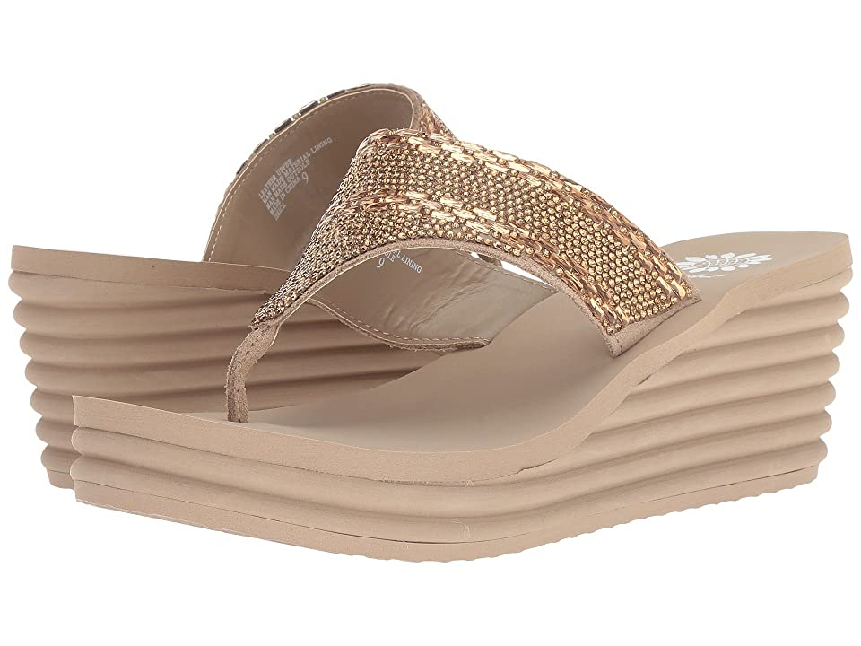 Yellow Box Jesica (Taupe) Girls Shoes