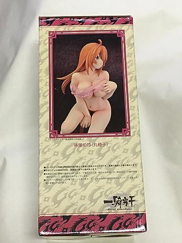 . Komplette Abbildung Miyazawa BeGrünzte Ikki Tousen Größe W ter Sonsaku Hakufumaru Stuhl Schwarz Unterw he ver