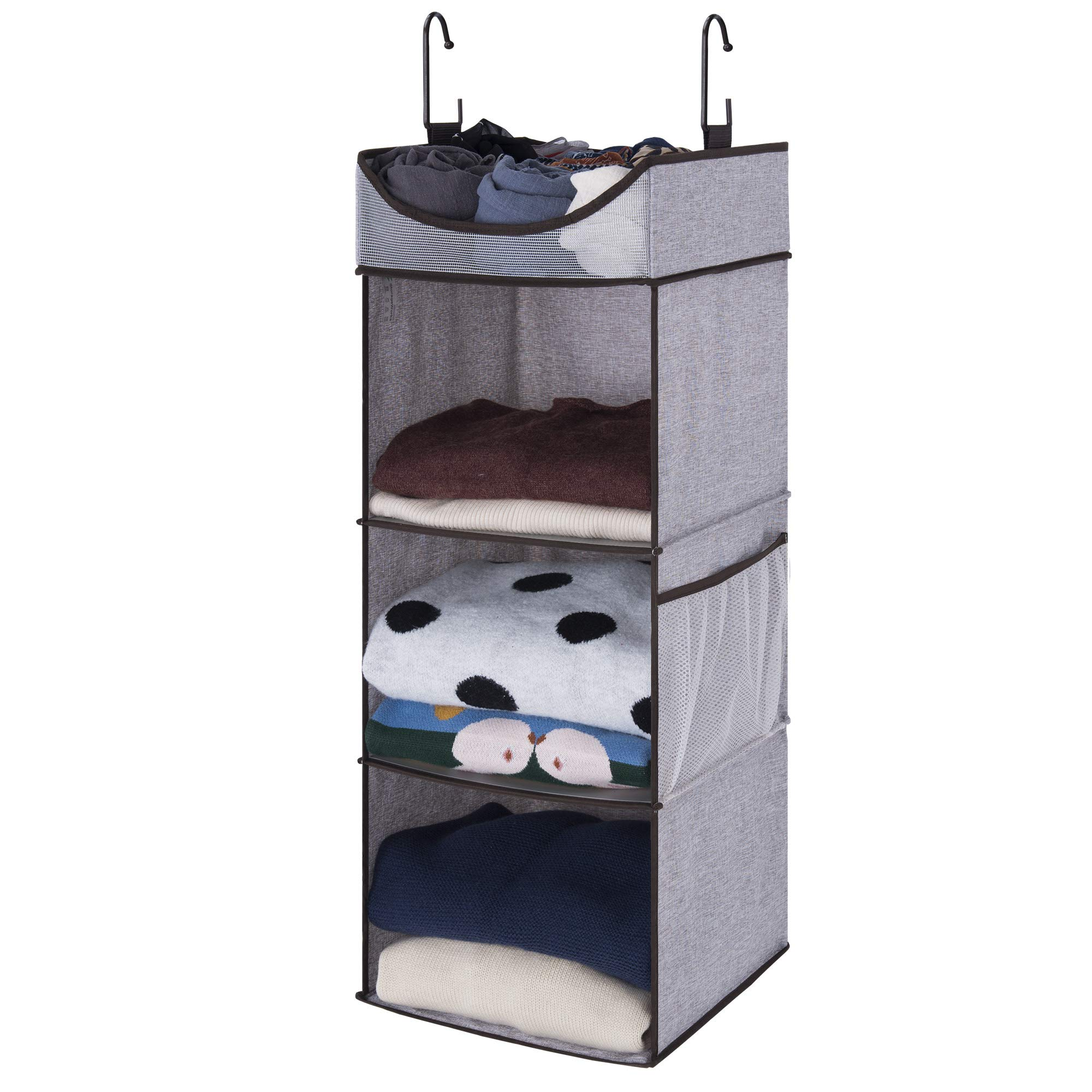 StorageWorks Hanging Closet Organizer Extra Large