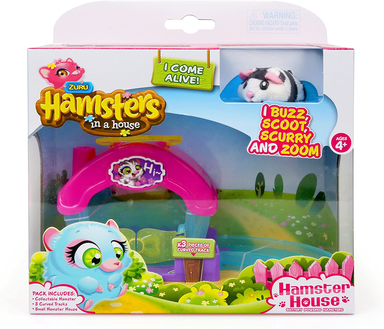 Zuru Hamster In House Playset