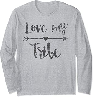 Mom Bride Team Reunion Gift Matching Set Long Sleeve T-Shirt