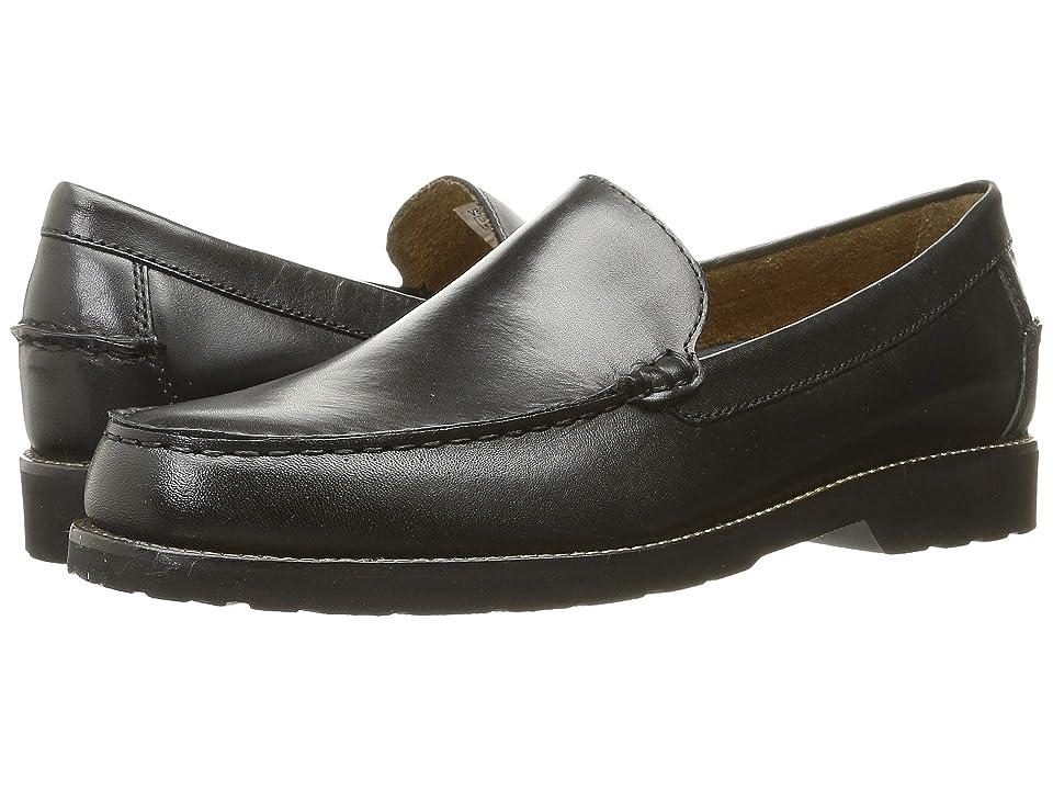 Rockport Classic Move Venetian (Black Leather) Men