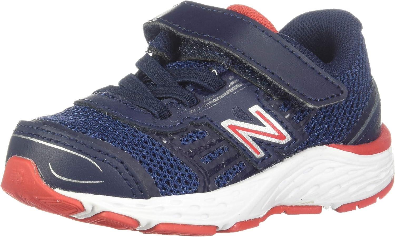 New Balance Kid's 680 V5 Alternative Closure Running Shoe
