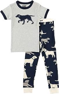 Short Sleeve Pajamas by LazyOne | Fun Soft Animal Pajamas