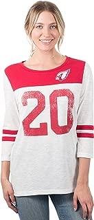 NFL Women's Vintage 3/4 Long Sleeve Tee Shirt