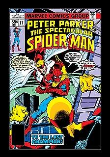 Peter Parker, The Spectacular Spider-Man (1976-1998) #17