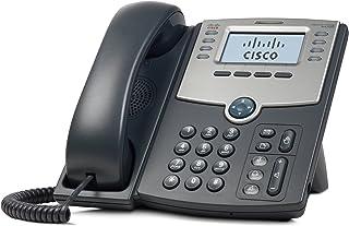 Cisco SPA 508G 8-Line IP Phone (Renewed)