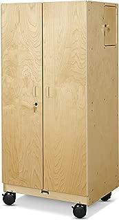 Jonti-Craft 5946JC Hideaway Storage Cabinet – Mobile