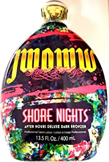 Jwoww Shore Nights Bronzer Tanning Lotion
