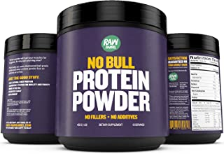 Raw Barrel's Unflavored Whey Protein Powder - 2lb Pure, Instantized Concentrate Supplement - High Protein, Low Carb & Natural - Includes Digital Guide and Recipe Book