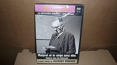 Maigret - les meilleures enquetes jean Richard, volume 3 - Maigret et le corps sans tete - Maigret chez les Flamands