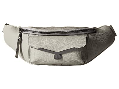 Botkier Valentina Belt Bag (Silver/Grey) Backpack Bags
