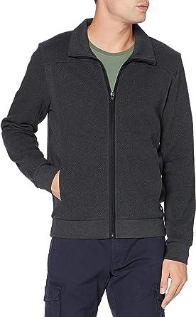 Pierre Cardin Men's Sweatjacke Structure Sweatshirt