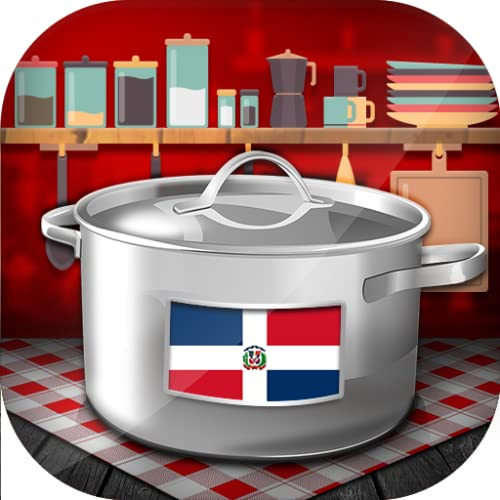 Dominican Food Recipes - Typical Cuisine DO to Cook to for Free on the Phone and Tablet