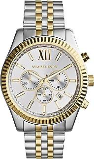 Michael Kors Men's Lexington Two-Tone Watch MK8344