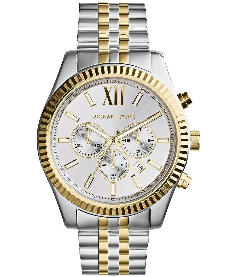 Michael Kors Men's Two-Tone Lexington Watch