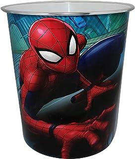Star Licensing 59484 Cestino Spiderman Multicolore 23.5x23.5x24 cm