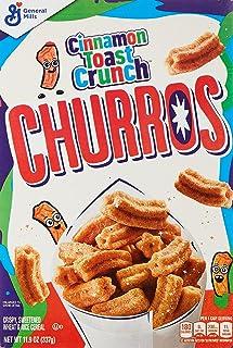 General Mills Cinnamon Toast Crunch Churros Cereal, 11.9 oz