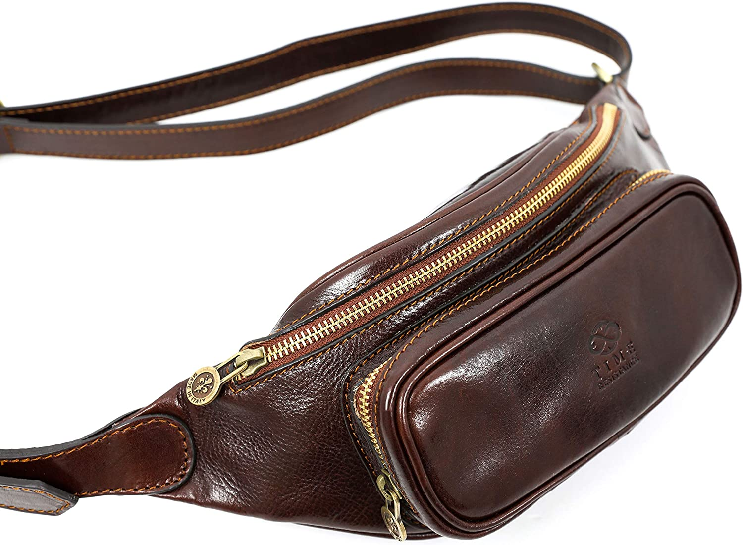 Leather Waist Pack Portland Mall Selling and selling Belly L Belt Bag