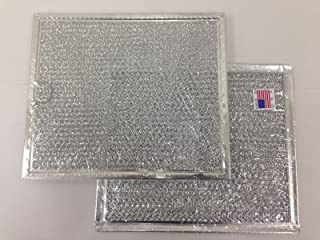 Frigidaire 5304408977 7-3/4 x 9 Microwave Grease Mesh Filter 2-pack
