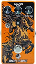 Walrus Audio Iron Horse LM308 V2 Distortion Pedal - 2018 Limited Halloween Edition