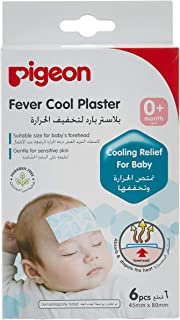 Pigeon Cooling sheets, 6 sheet, 6 count