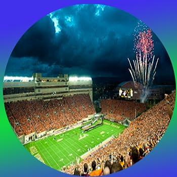Loudest College Football Stadiums