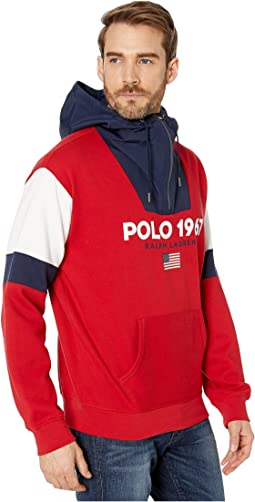 Polo Sport Red Multi