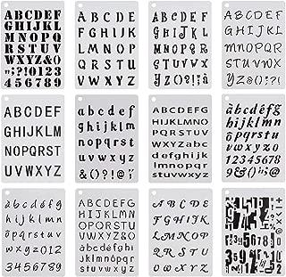 Best cool stencils letters Reviews