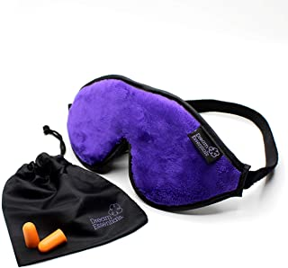 Dream Essentials Escape Luxury Eye Mask, Purple