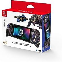 HORI Split Pad Pro, Controller ergonomico per la Modalità Portatile - Monster Hunter Rise - Ufficiale Nintendo - Nintendo ...