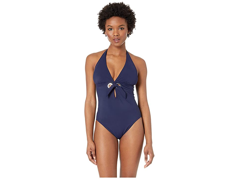 Miraclesuit Amoressa by Miraclesuit A Venetian Affair Murano One-Piece (New Moon) Women