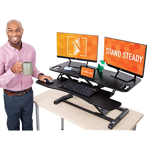 """Flexpro Hero 37 Inch Standing Desk 
