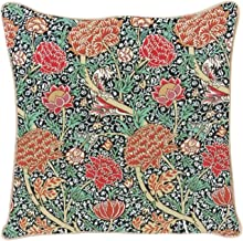 Signare Tapestry Double Sided Square Cushion Cover 18 x 18/ 45cm x 45cm (No Padding) The Cray