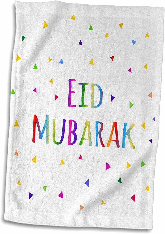 set of 3 Custom Ramadan /& Eid flour sac tea towels  kitchen towels