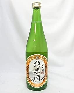 朝日酒造 朝日山 純米酒 瓶 [ 日本酒 新潟県 720ml ]