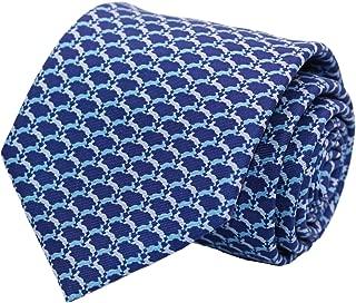 100% Silk Ties for Men Handmade Neckties with Animal Printed Patterns+Gift box