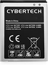Cybertech High Power Li-ion Replacement Battery for Samsung Galaxy SII Epic 4G Touch SPH-D710(Boost, Virgin,Sprint)Be sure to verify model number on your phone underneath the battery before purchasing