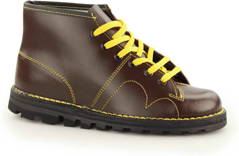 Grafters Original Retro Unisex Monkey Boots