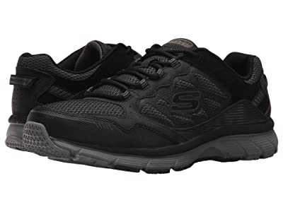 SKECHERS Bowerz (Black/Charcoal) Men