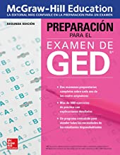 Preparación para el Examen de GED, Segunda edicion (Spanish Edition)