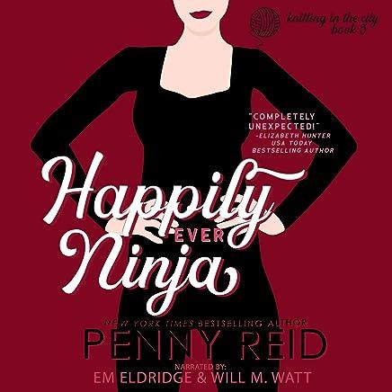Amazon.com: Happily Ever Ninja: Knitting in the City, Book 5 ...