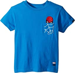 Vans X Marvel® Spiderman Pocket T-Shirt (Toddler)