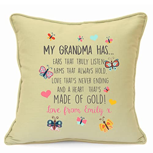 Personalised Presents Gifts For Grandma Granny Nanny Grandmother Birthday Mothers Day Christmas My Has Beautiful